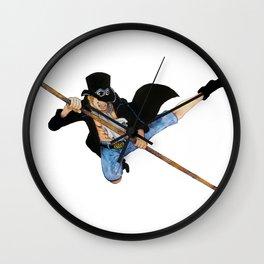 Sabo Wall Clock