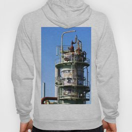 Oil Refinery Hoody