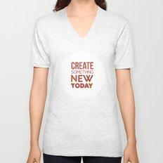 Create! Unisex V-Neck