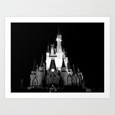 Where Dreams Come True Art Print