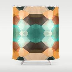 Edie Dimensions Shower Curtain
