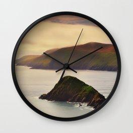 Slea Head in Kerry - Ireland  (RR247) Wall Clock