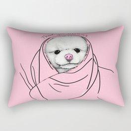 Thank You Mommy Rectangular Pillow