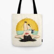 Miss Oklahoma Tote Bag