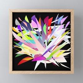 Visual Music Framed Mini Art Print