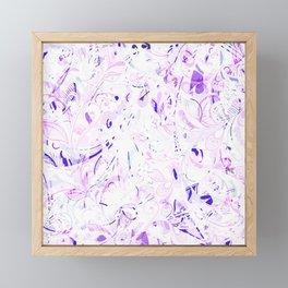 Abstract Mandala 3 Framed Mini Art Print