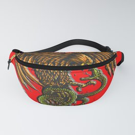 Born to be Champion Fanny Pack
