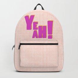 YEAH! Backpack