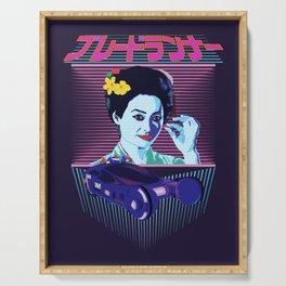 Blade Runner. Japanese Serving Tray