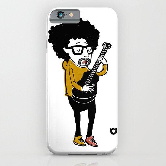001_bass iPhone & iPod Case