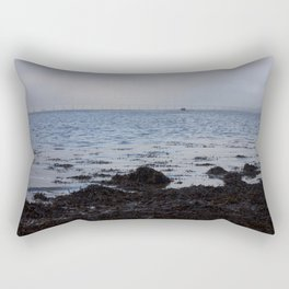 Boughty Ferry River Tay 4 Rectangular Pillow