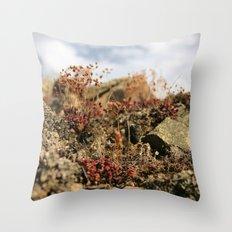 Soul Nature Throw Pillow