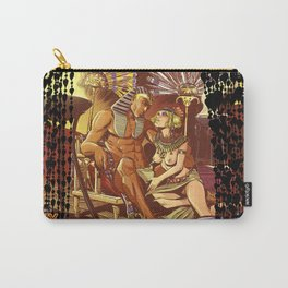 Dreaming with the pharaoh Carry-All Pouch