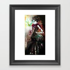Phoenix 1 Framed Art Print