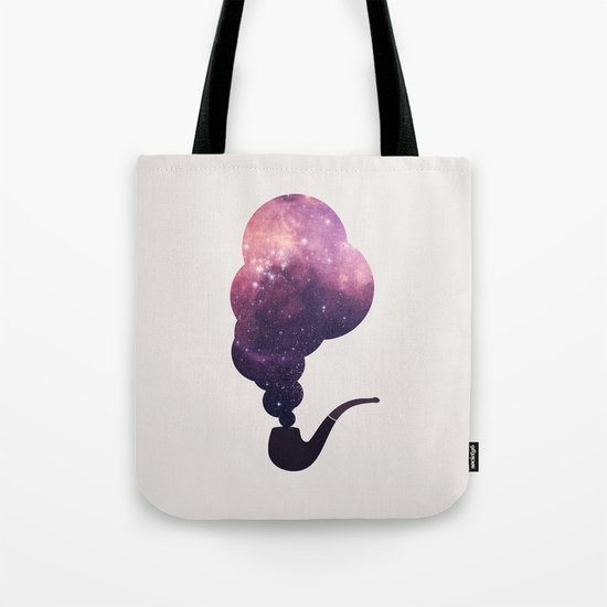 Birth of Stars Tote Bag