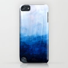 All good things are wild and free - Ocean Ombre Painting iPod touch Slim Case