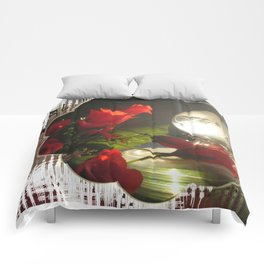 Crystal Earth Light Comforters