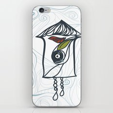 Coo Coo Clock 3 iPhone & iPod Skin