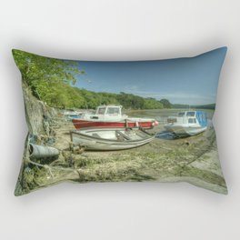 Fal Boats Rectangular Pillow