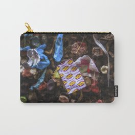 Hubba Bubba Bubblegum Alley San Luis Obispo Carry-All Pouch