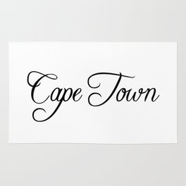 Cape Town Rug