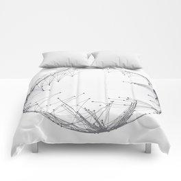 Minimal Geometric Circle Comforters