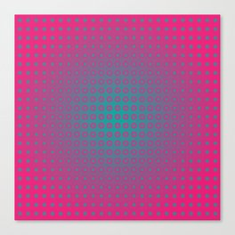 dotted fantasy Canvas Print