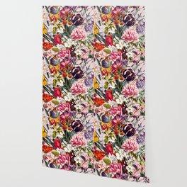 Exotic Garden - Summer Wallpaper