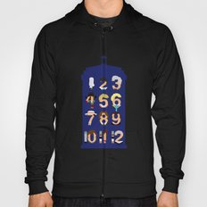 The Number Who Hoody