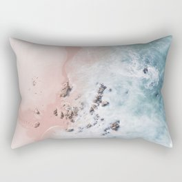 sea bliss Rectangular Pillow
