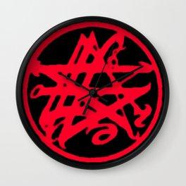 Elder Sign : At Sixty Wall Clock