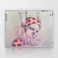 The card of hearts Laptop & iPad Skin