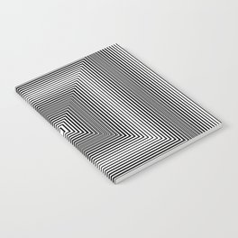 Black Tunnel Notebook