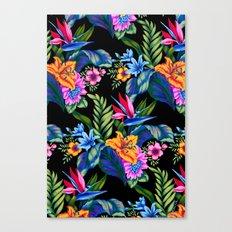 Jungle Vibe Canvas Print