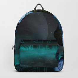 Don't make a girl a promise.... Backpack