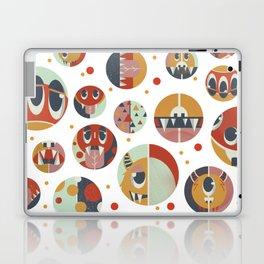 Monster dots Laptop & iPad Skin