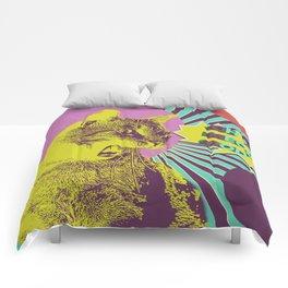 OMG cat Comforters