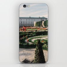 Mirabellgarten iPhone & iPod Skin