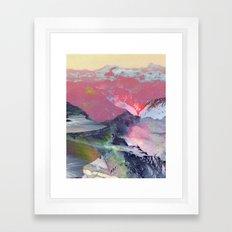 Untitled 20100401 (Landscape) Framed Art Print