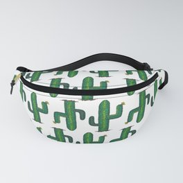 Walk Like a Cactus(ian) - Abstract Cacti Fanny Pack