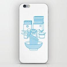 Ramen Set iPhone & iPod Skin