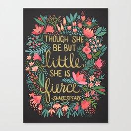 Little & Fierce on Charcoal