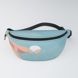 Pool Diver Fanny Pack