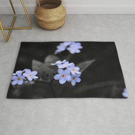 Forget Me - Not Rug