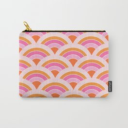 Rainbow connection - tangerine Carry-All Pouch