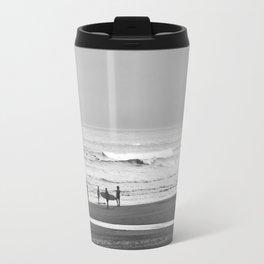 Before surfing Travel Mug