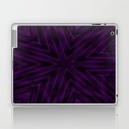 Eggplant Purple Laptop & iPad Skin