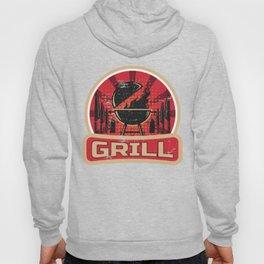 Barbecue BBQ Propaganda Hoody