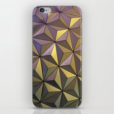 EPCOT iPhone & iPod Skin