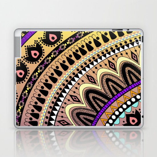 MOONFLOWER Laptop & iPad Skin